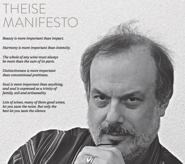 TheiseManifesto