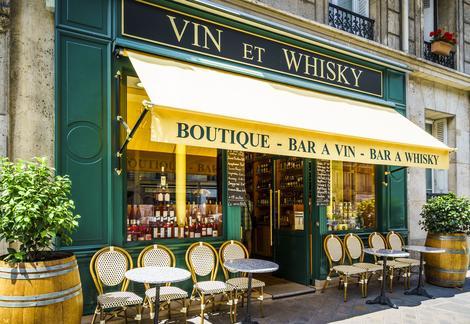 vin et whisky claudel
