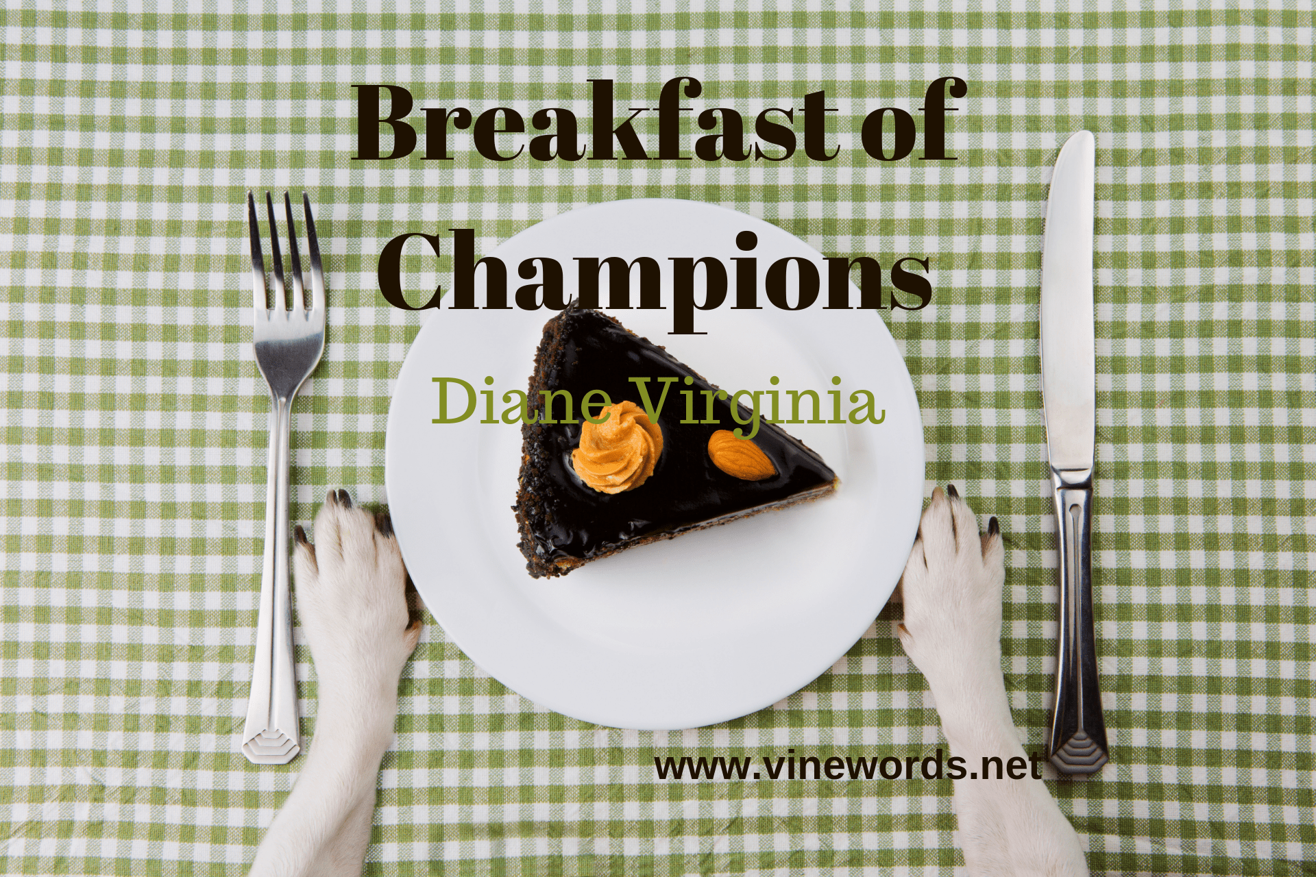 Diane Virginia: Breakfast of Champions (3-Min)