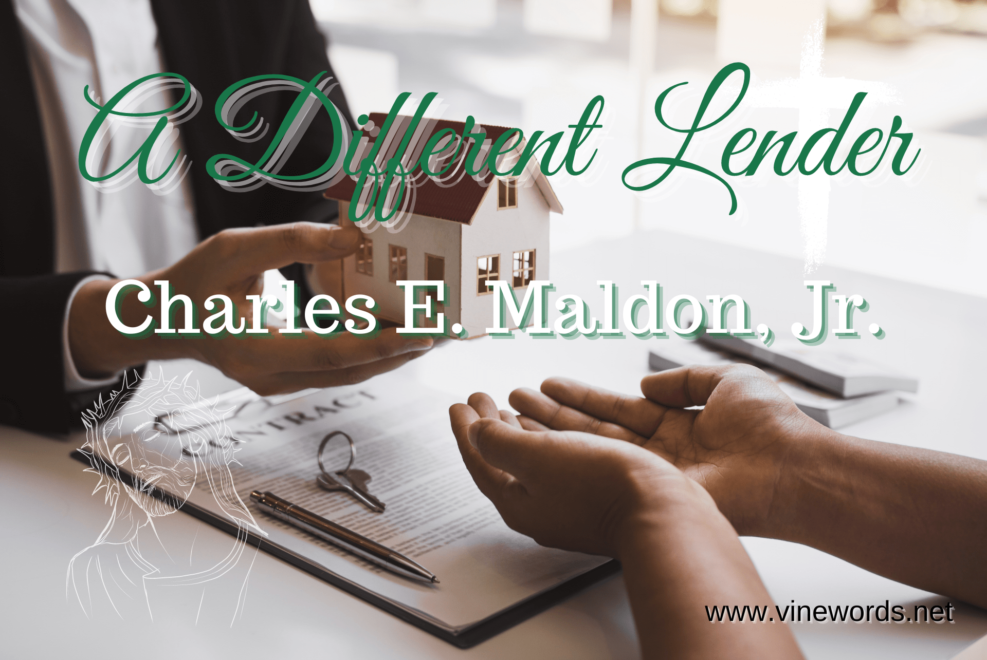 Charles E. Maldon Jr: A Different Lender