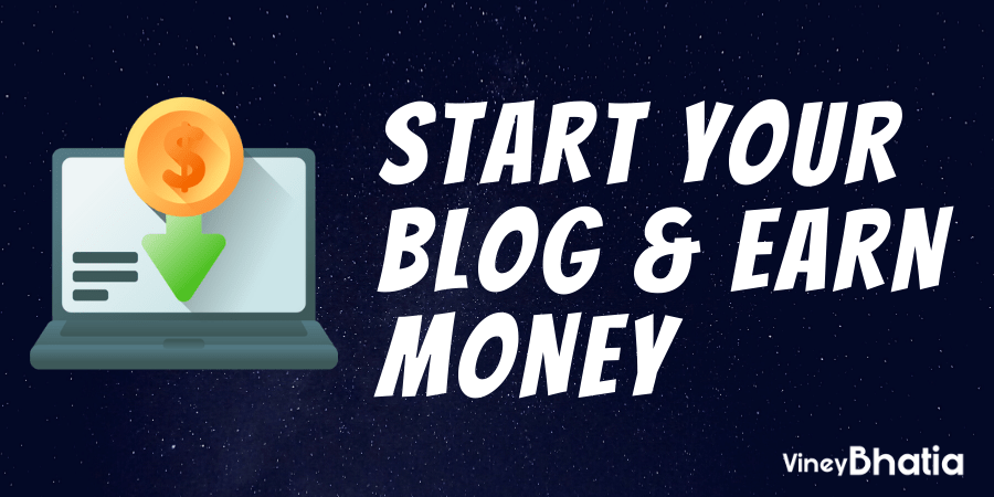 Start a Blog and Earn Money Online with a Minimal Investment