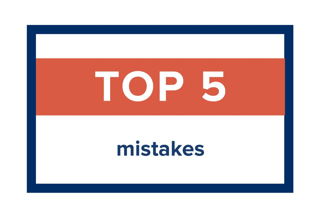 VIN Foundation | Supporting veterinarians to cultivate a healthy animal community | Blog | Top 5 Mistakes Made by Veterinarians Using Income-driven Repayment