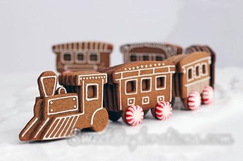 Bánh quy gừng tưng bừng đón Noel - 11