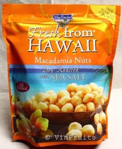 MacFarms Dry Roasted Macadamia