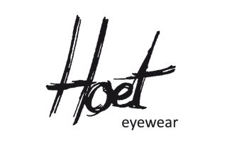 Logo van het Belgische brillenmerk Hoet