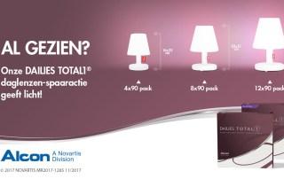 Alcon Dailies Total 1 spaaractie Mechelen en Vilvoorde