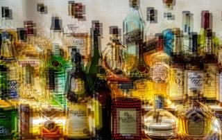 Waarom zien we dubbel bij het drinken van alcohol?