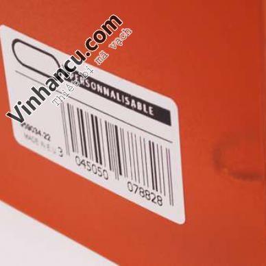 phân phối chính thức Ribbon Armor màu trắng APR 5W 80mmx300m