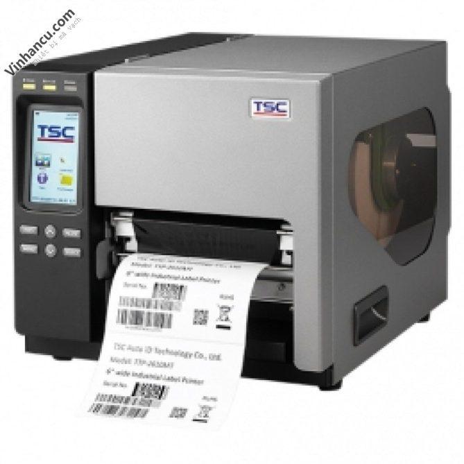 máy in mã vạch TSC TTP 368MT 300 DPI