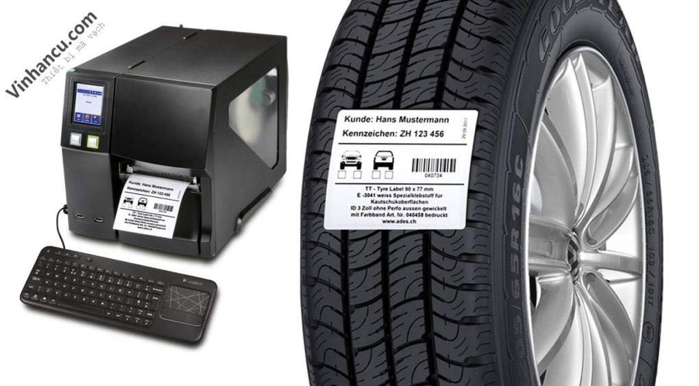 Tìm hiểu về tire label tại Việt Nam