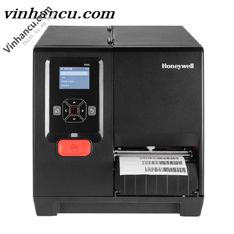 máy in honeywell giá rẻ, phân phối máy pm42 406 dpi