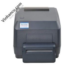 máy làm tem nhãn mã vạch h500e 300 dpi 4.7tr/ cái - xprinter xp h500e