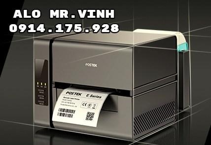 máy in mã vạch Postek EM210 giá rẻ đáng mua
