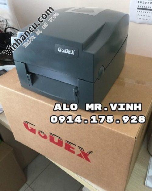 Máy in mã vạch GODEX G500 rẻ nhất Việt Nam