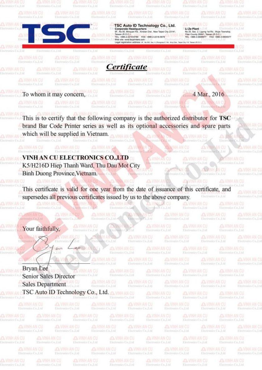 Máy in tem mã vạch TSC TTP 2410MU, TSC TTP-342M Pro đang bán giá tốt 2018, máy in tem TSC, Máy in chuyển nhiệt TSC TX-600 600 DPI