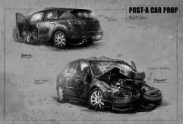 2-3 hours - Car Prop