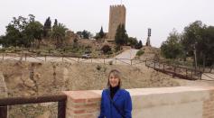 Castelo Velez-Málaga / Espanha