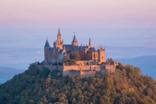 Castelo de Hohenzollern/Alemanha