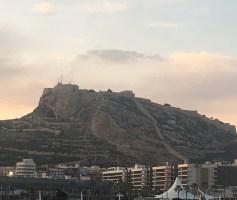 Castelo Santa Barbara – Alicante/Espanha