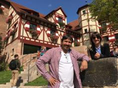 Castelo Imperial de Nuremberg/Alemanha
