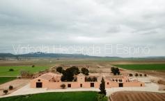 Vinícola Hacienda El Espino / Espanha