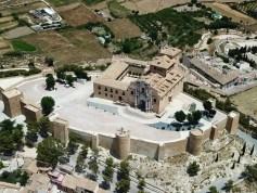 Castelo Caravaca de La Cruz – Espanha
