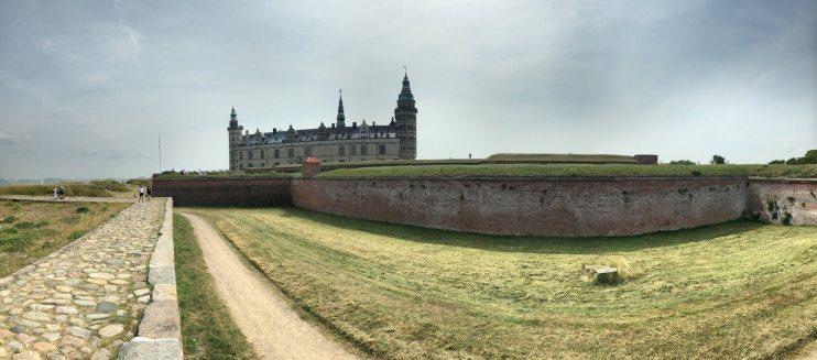 Castelo Kromborg Dinamarca