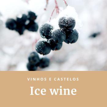 Você sabe o que é Ice wine ?