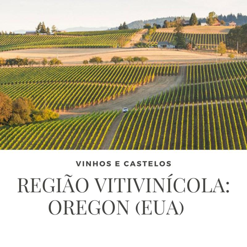 Vinhos do Oregon (EUA)
