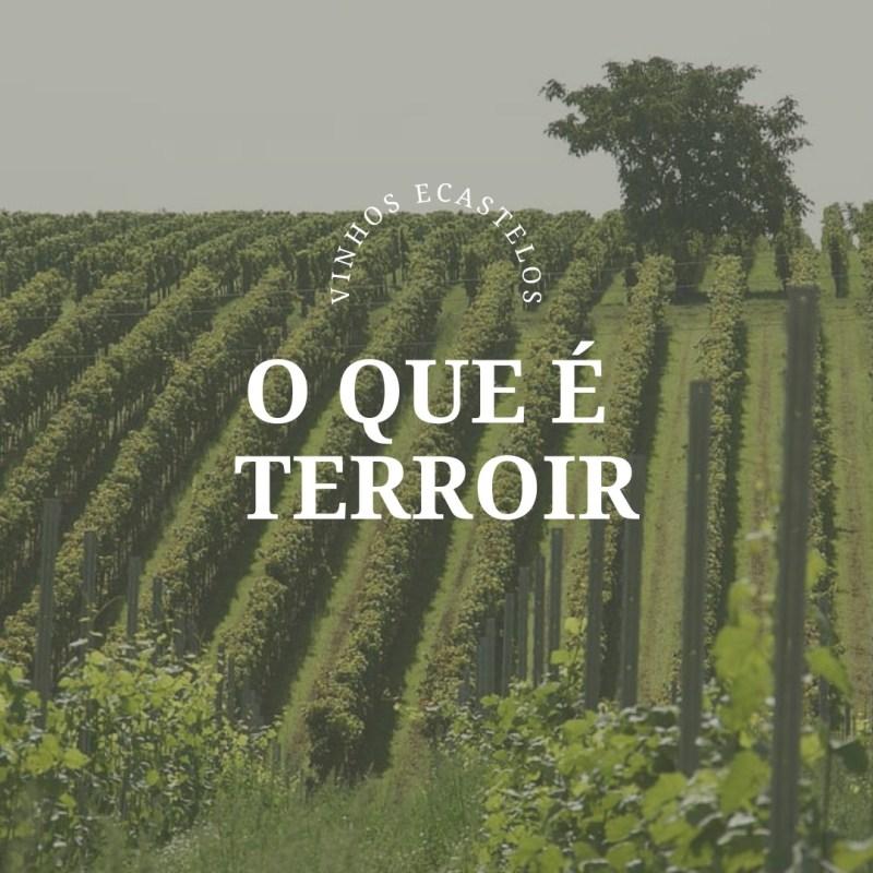 """O que é """"terroir"""""""