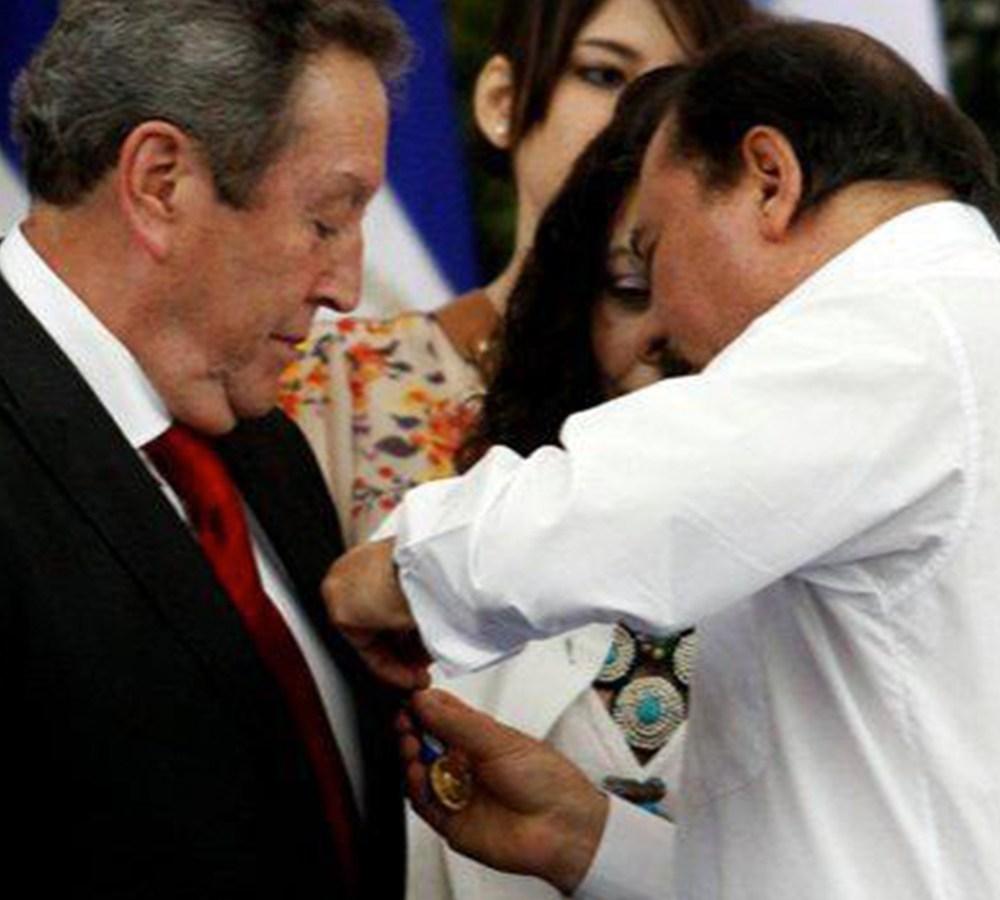 """Condecoración Presidencial """"Rubén Darío"""""""