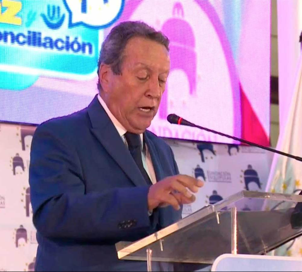 A 30 años de la Paz en Centroamérica y 20 años de la Paz en Guatemala, Conferencia Internacional