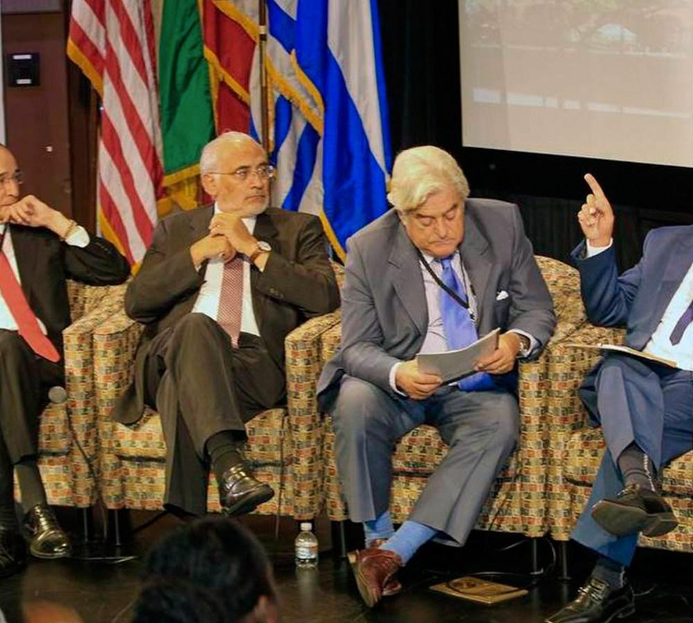 Ex presidentes hablan en Miami: los cambios en Cuba son irreversibles