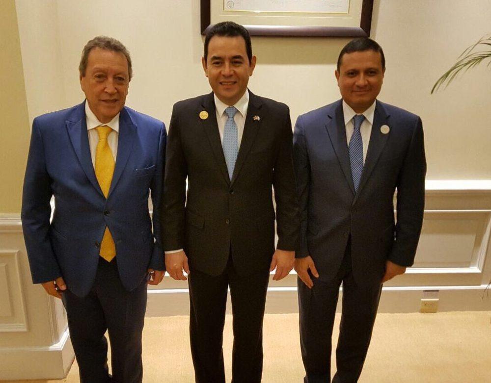 Expresidente Cerezo es electo Secretario General del SICA
