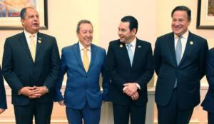 Expresidente Vinicio Cerezo electo secretario general del SICA