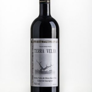 Vinho Tinto Seco Cabernet Sauvignon.