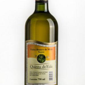 Vinho Branco de Mesa Suave Niágara.