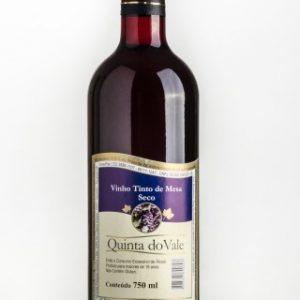 Vinho Tinto de Mesa Seco.