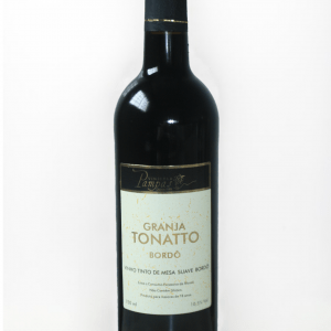 Vinho Tinto Suave Bordô.