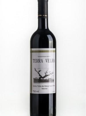 Vinho Tinto Seco Merlot