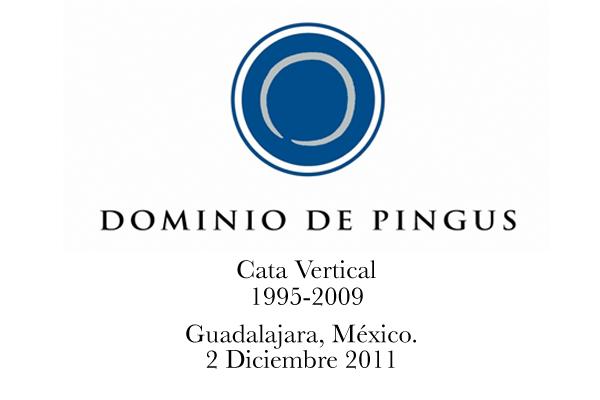 Pingus: Cata vertical de 14 añadas en Guadalajara.