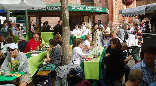 Festival de Vino de Wiesbaden     www.rheingau.de