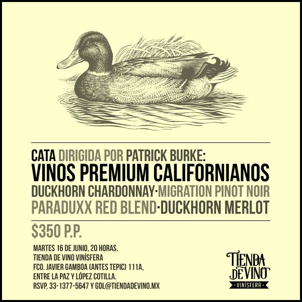 cata vinos premium california