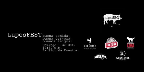 Lupe's Fest: Una tarde de BBQ, Cerveza, Amigos y Familia #GDL