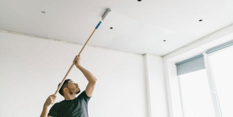 Cómo limpiar un techo de PVC