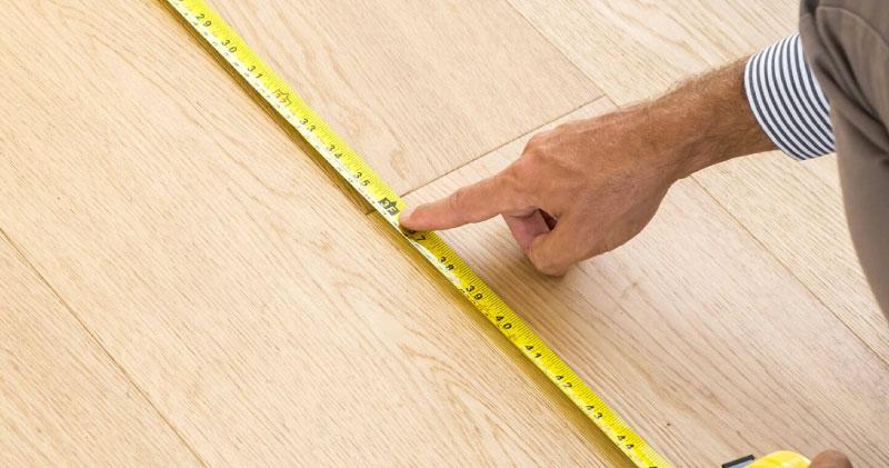 Cómo calcular la cantidad de baldosas por metro cuadrado