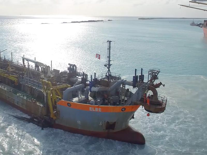 Dutch Dredging – Moodfilm Aruba