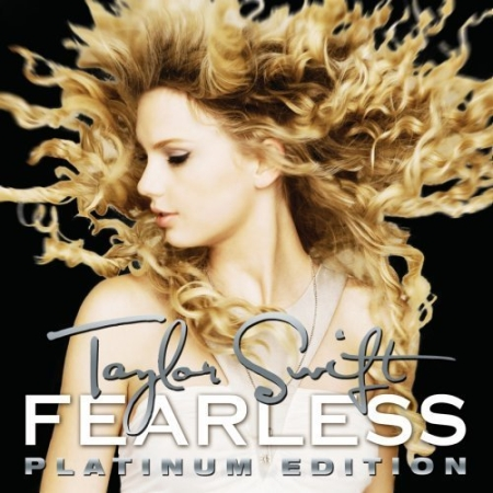 Taylor Swift - 《Fearless(Platinum Edition白金版)》