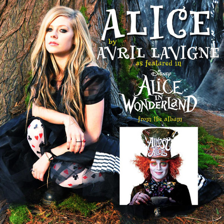 "Avril Lavigne - ""Alice"""