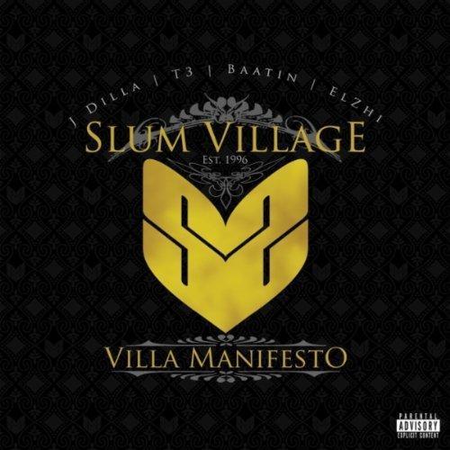 《Villa Manifesto》封面